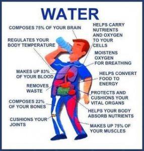 Signalen dat je lichaam meer vocht nodig heeft 2