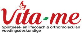 Vernieuwde logo Vita-me